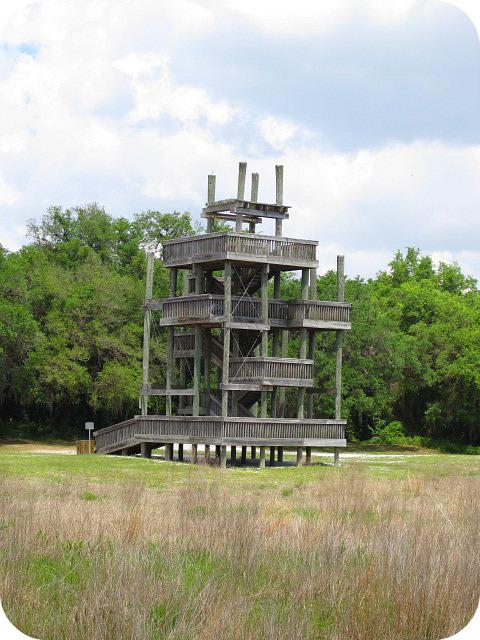 Crews Lake Tower