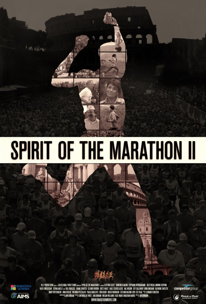 SpiritoftheMarathonII 693x1024 Random Thoughts about Sunny and Spirited Running, Inspiring Runs and Training Harder