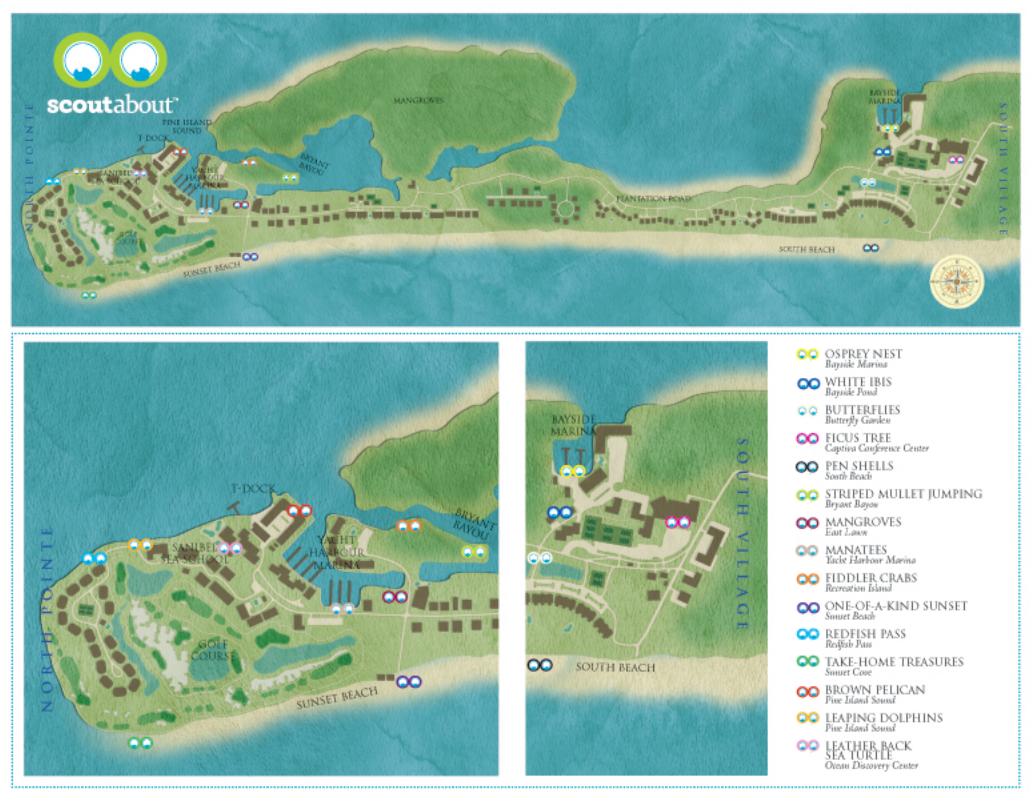 South Seas Island Property Map