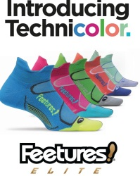 feetures colors Run DMTs Mother Runner Holiday Gift Guide