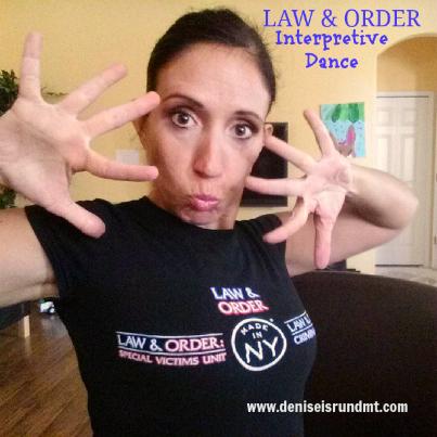 Law&Order Interpretive Dance