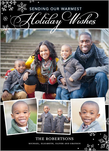 Classic New Holiday Card Collections and Photo Gifts from Shutterfly {Giveaway}