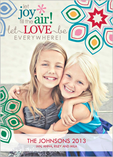 MerryandBright2 New Holiday Card Collections and Photo Gifts from Shutterfly {Giveaway}