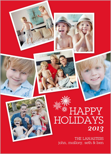 PHOTOCARD Instagram New Holiday Card Collections and Photo Gifts from Shutterfly {Giveaway}