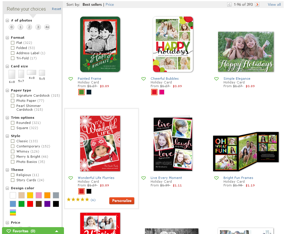 Shutterfly Holiday Cards New Holiday Card Collections and Photo Gifts from Shutterfly {Giveaway}