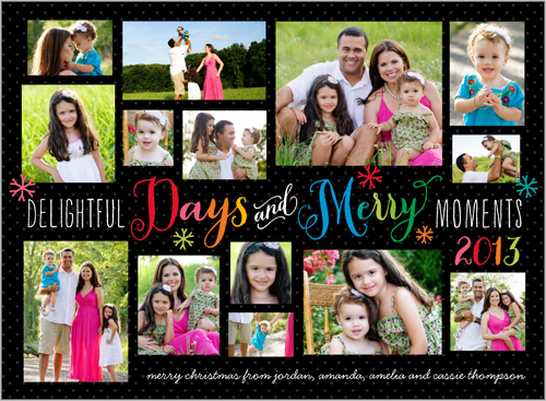 Whimsy2 New Holiday Card Collections and Photo Gifts from Shutterfly {Giveaway}