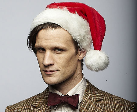 doctor who christmas Random Thoughts About Soggy Sick Days, a Birthday, a Time Lord Fest and UnTrack Tuesday