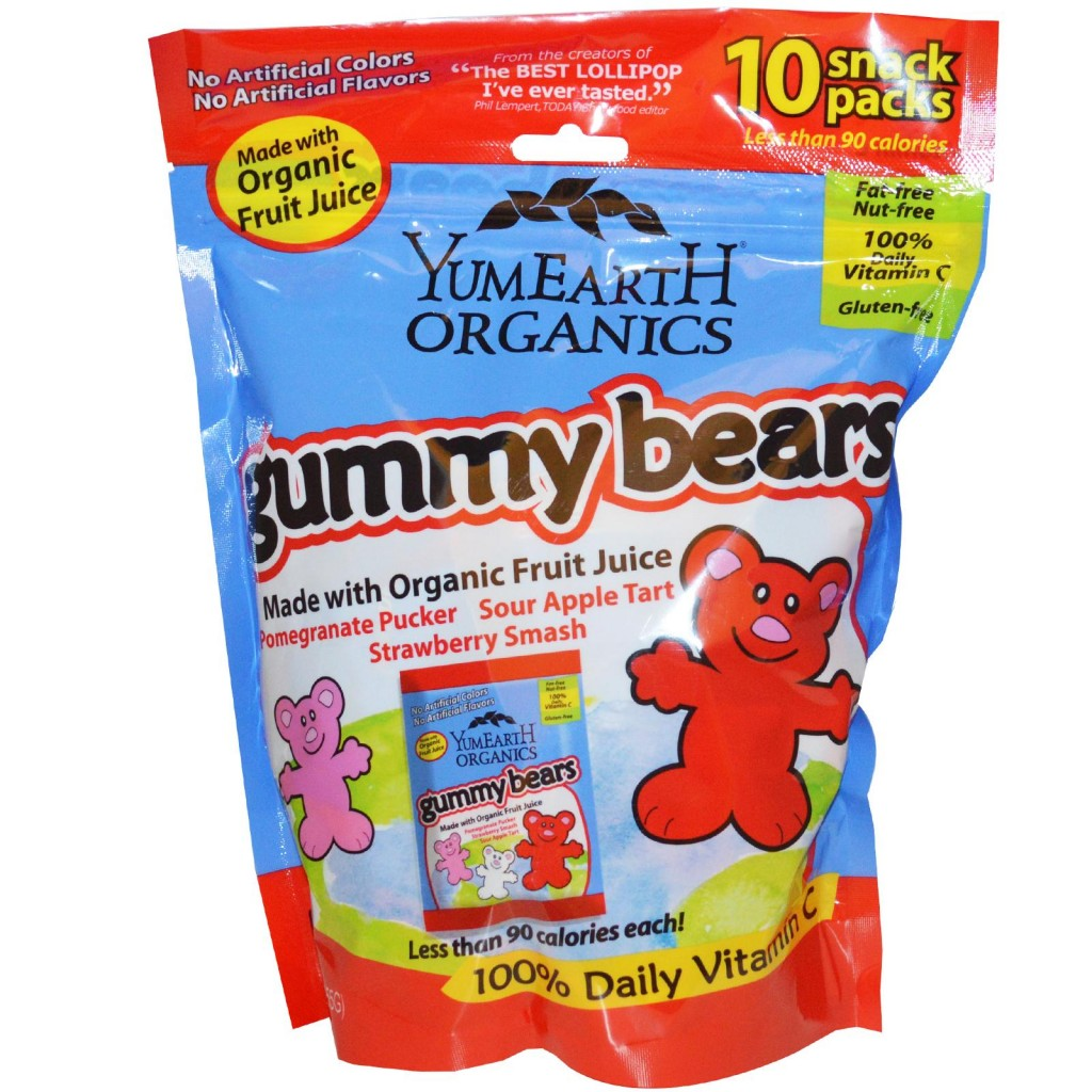 YumEarth Organic Gummy Bears 1024x1024 Run DMTs Mother Runner Holiday Gift Guide