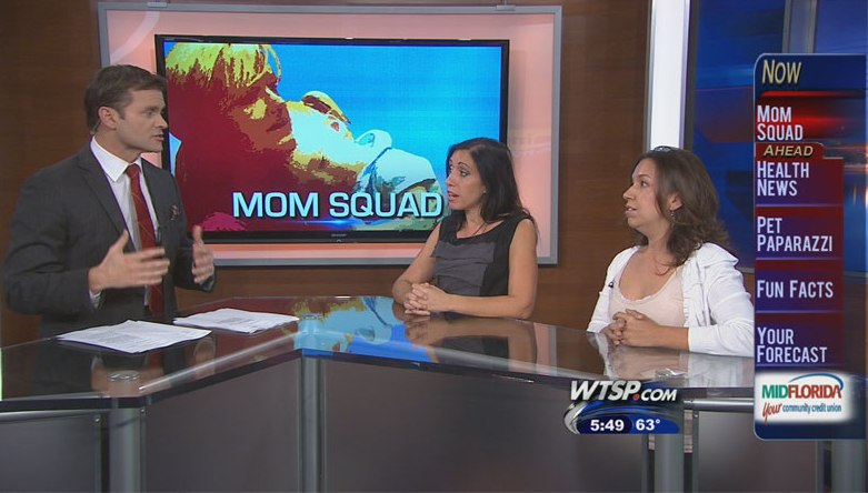 Mom Squad 10 News