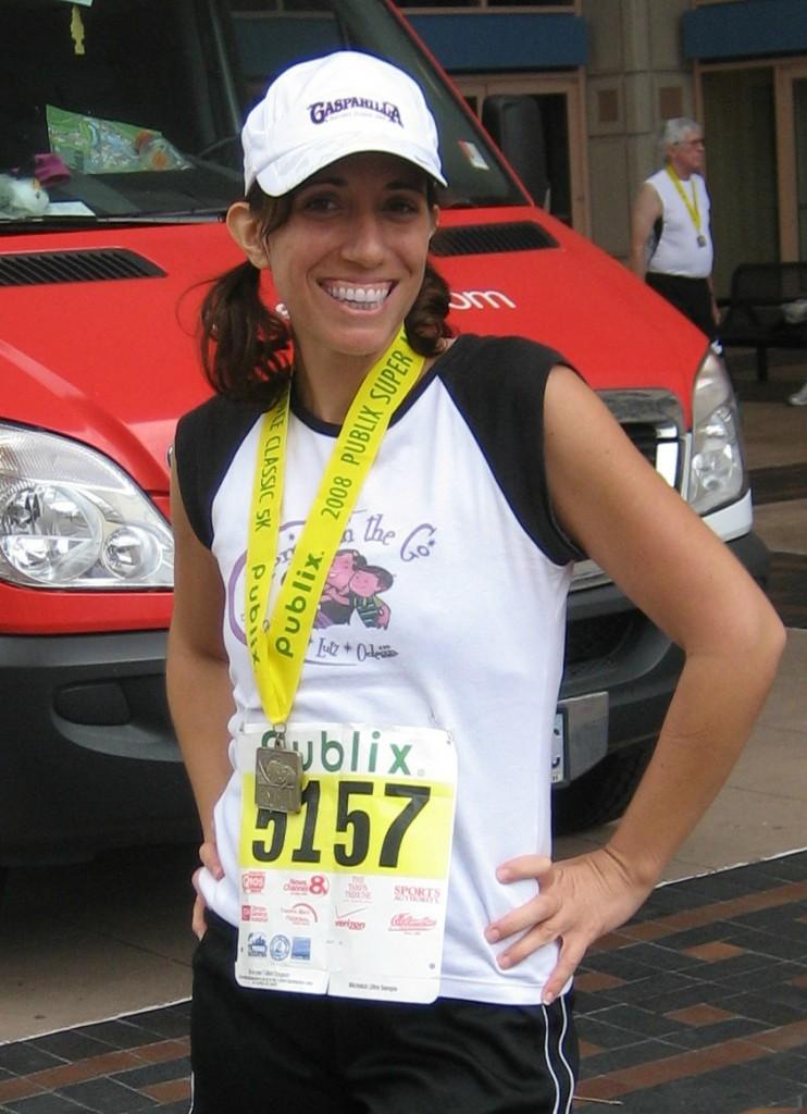 Run DMT - Gasparilla 2008