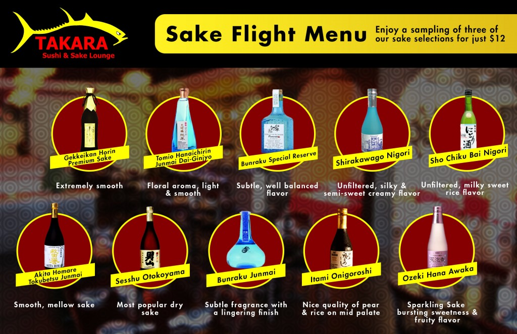 sakeflightmenu