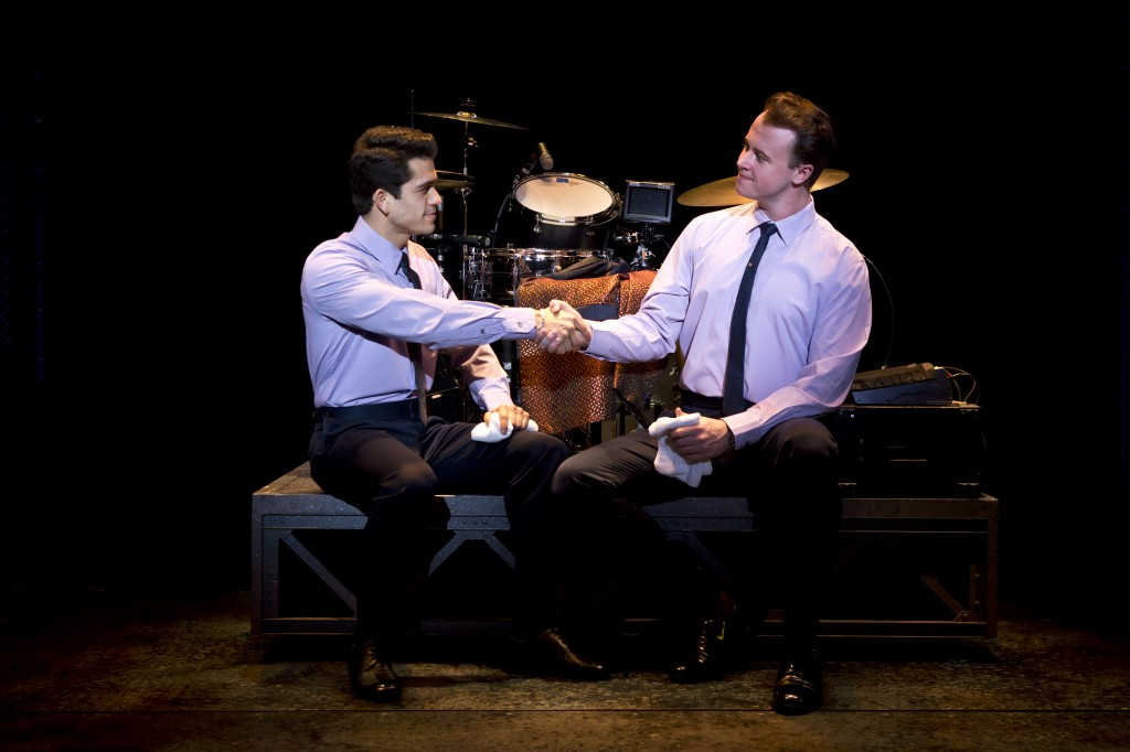 JerseyBoys3 1024x682 Jersey Boys Just Too Good to Be True