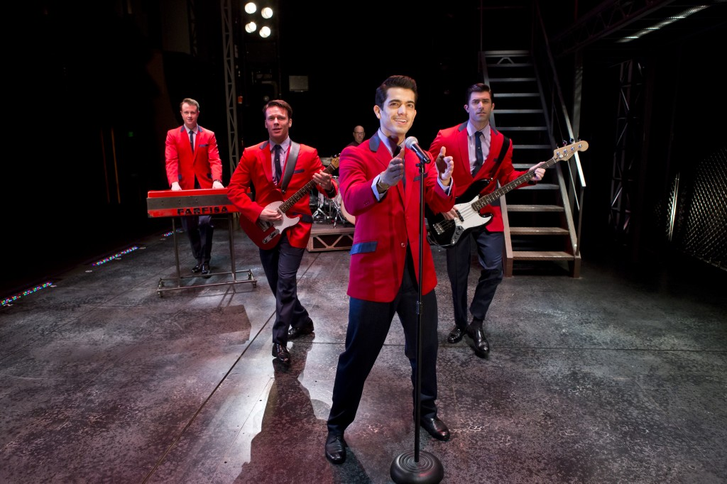 JerseyBoys6 1024x682 Jersey Boys Just Too Good to Be True
