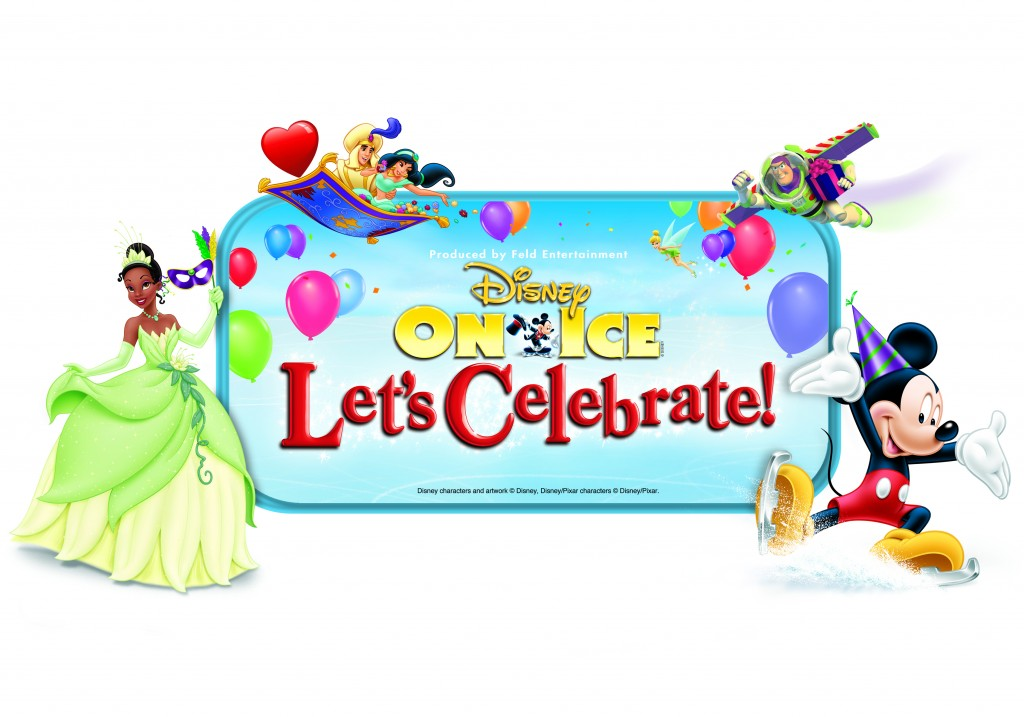 Disney on Ice Celebrate Logo 1024x717 Disney on Ice   Lets Celebrate {Review}