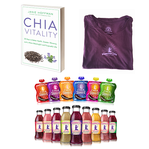 Fitfluential Giveaway Mamma Chia Review and Giveaway
