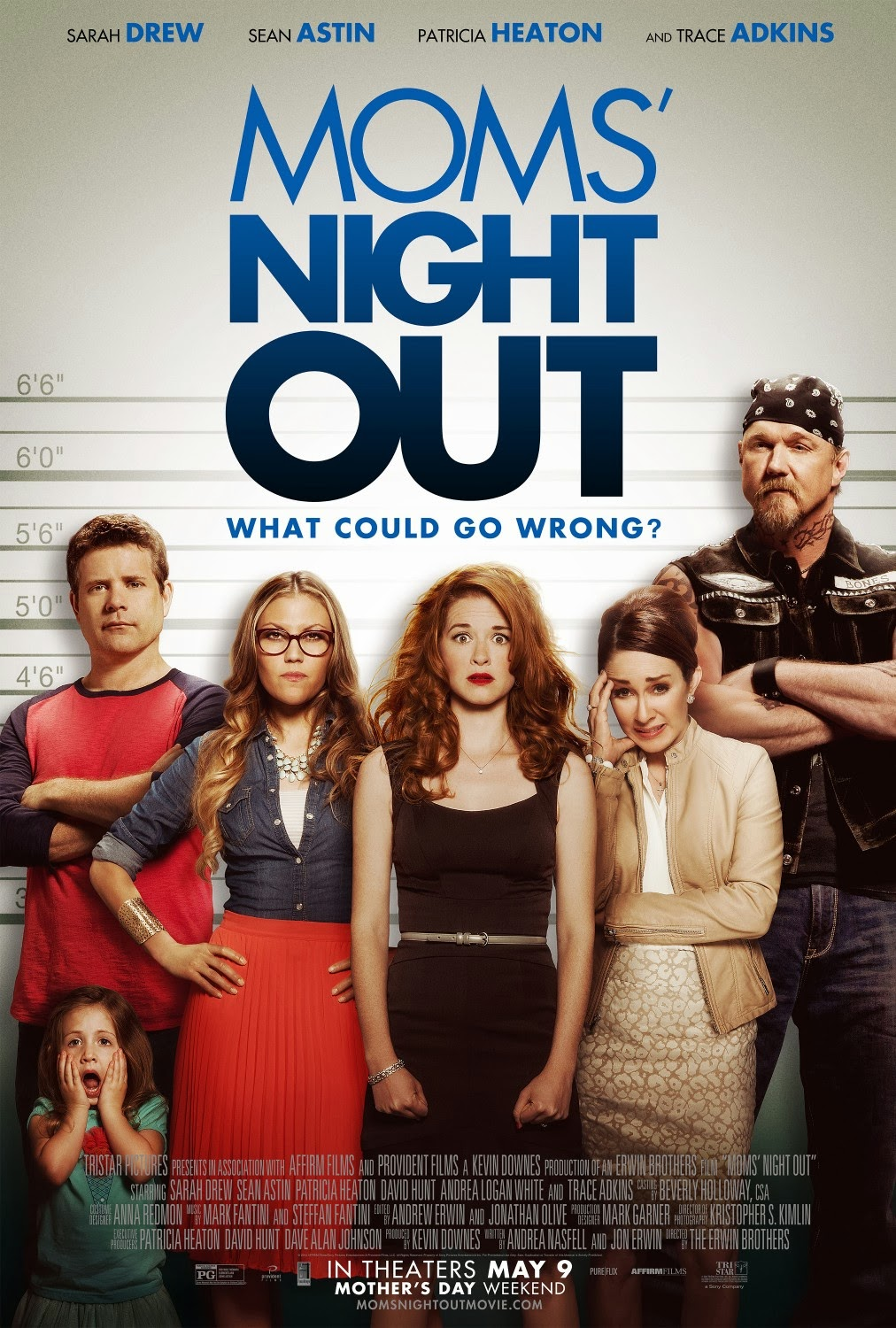 Mom's Night Out (2014) Poster