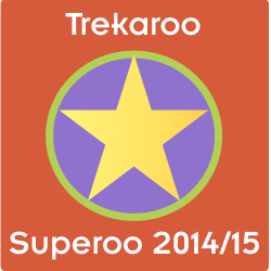 trekaroo superoo RANdom Tuesday Thoughts About Some Exciting News, Being a Superoo, Mommy Certifiable and My Training Runs