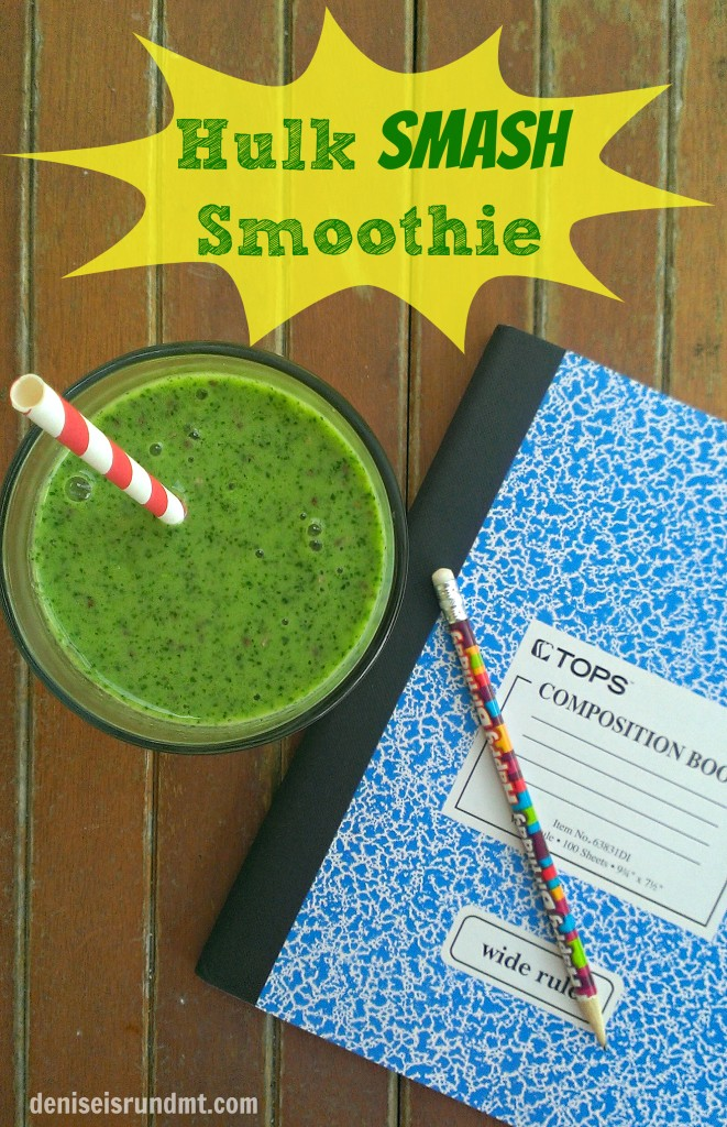 Hulk SMASH Smoothie_pin