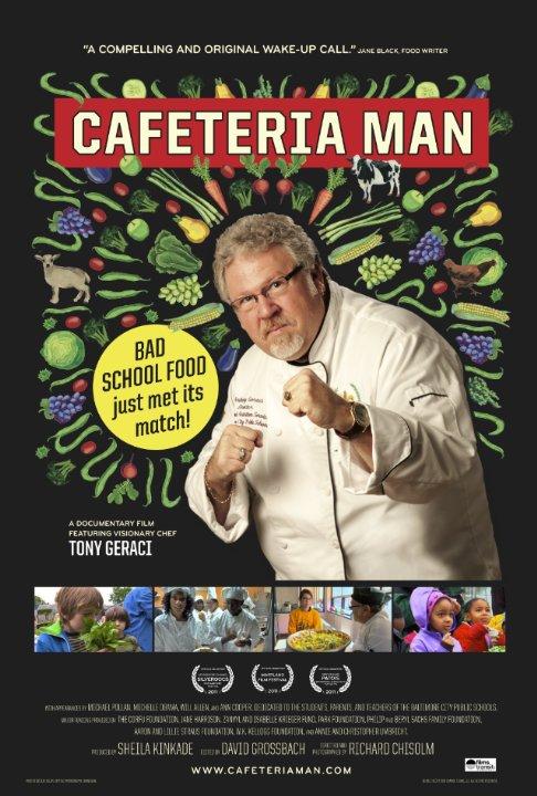 Cafeteria Man
