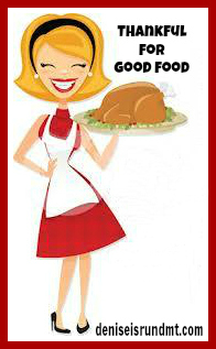 Thanksgiving Menu via Run DMT