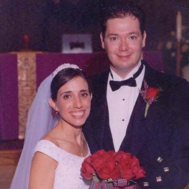 Today, my husband #IronChefAllan and I celebrate our 15th Wedding Anniversary. We have been through so much over the years, but we have always been there for each other. I am truly blessed to have him as my husband and my best friend. #smile #celebrate #wedding #Celebrategoodtimes #anniversary #life