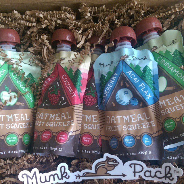 Thank you @munkpack for my yummy box of #healthy snacks! I can't wait to try all three flavors! #eatallthefood #rungry #fuel #food #myFFmeal