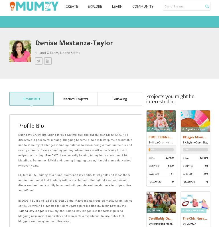 MUMZY-RunDMT-Profile