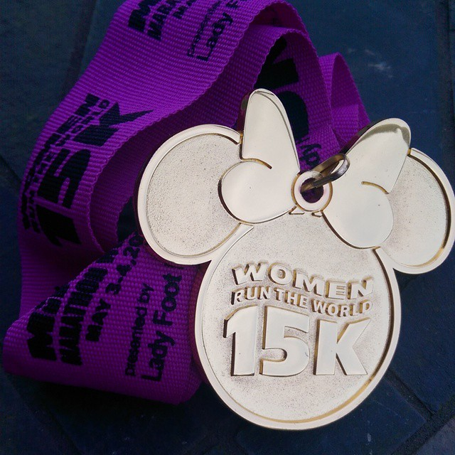 I missed out on the #MedalADay #challenge for a few days but I'm back with another #medal from my early running days in 2008. #Disney doesn't even host this #race anymore! This fun little #Minnie #marathon was replaced by the #Princess #halfmarathon. At this race, I learned the importance of carrying a camera to capture all the fun #runDisney moments. And shortly after, I signed up for my first #WDW marathon the following year. #instarunners #runners #runnerds #FFcheckin #marathonmom #fitmom #FitFluential #sweatpink #TampaBayBloggers