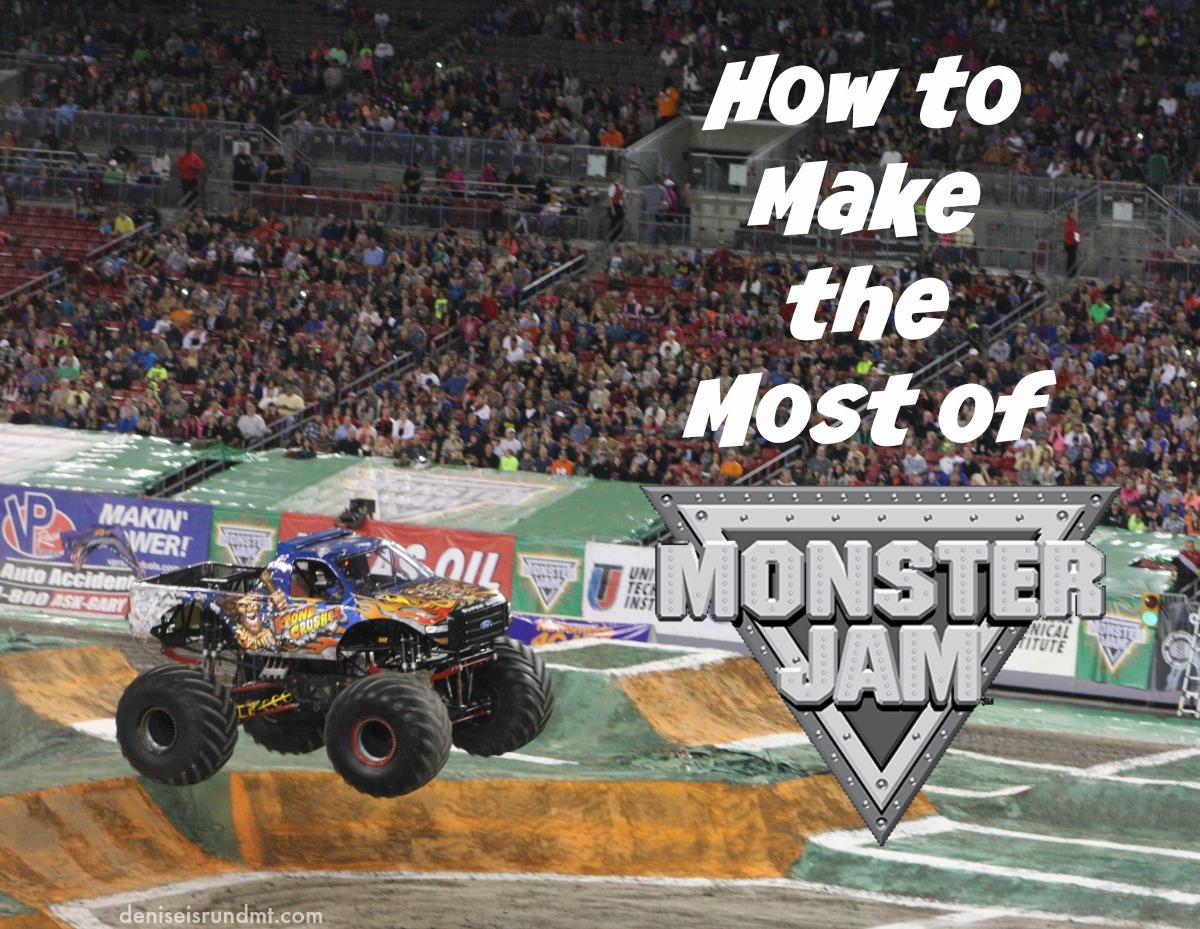 Monster Jam  - Tips