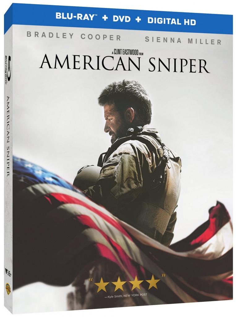 American Sniper 3D Box Art