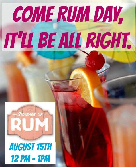 Summer of Rum Fest
