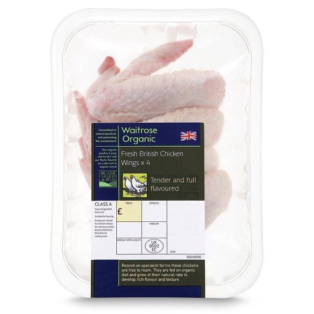 organic british chicken