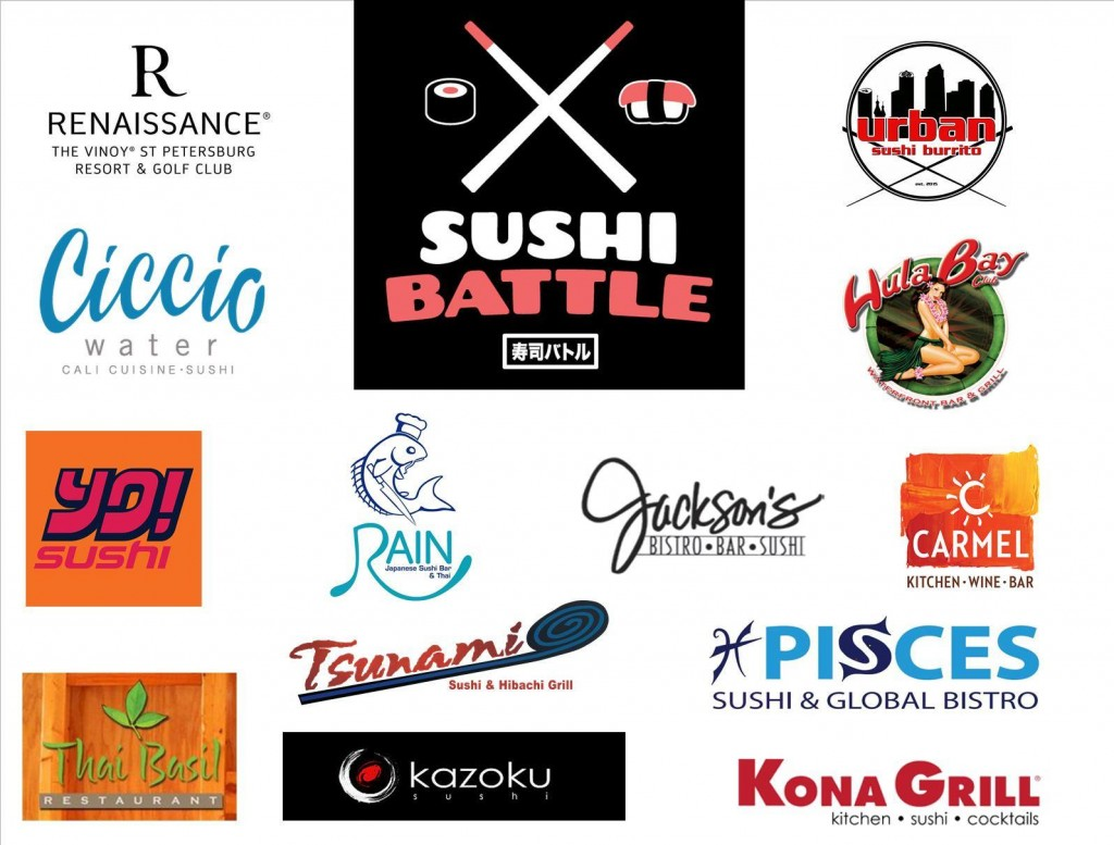 Sushi Battle restaurants