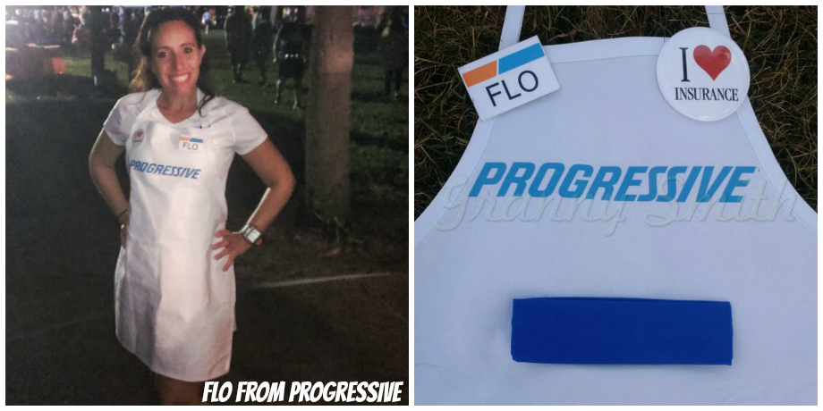 ... halloween costumes for runners and costumes tips too run dmt; flo ...  sc 1 st  The Halloween - aaasne & Flo From Progressive Halloween Costume - The Halloween