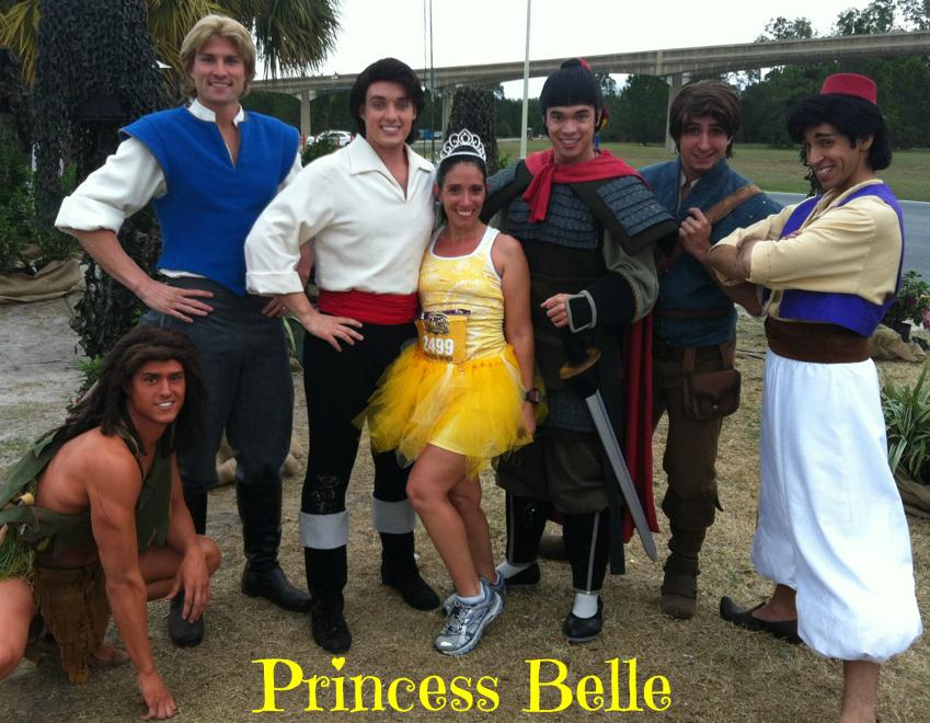 Princess Belle - Run DMT