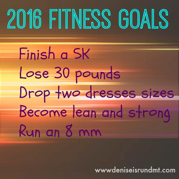 2016 Fitness Goals