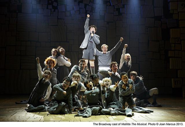 Revolting Children - Matilda The Musical