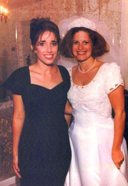 Kimberly's wedding - 1997