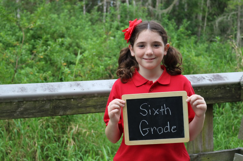 Sixth Grade 2016