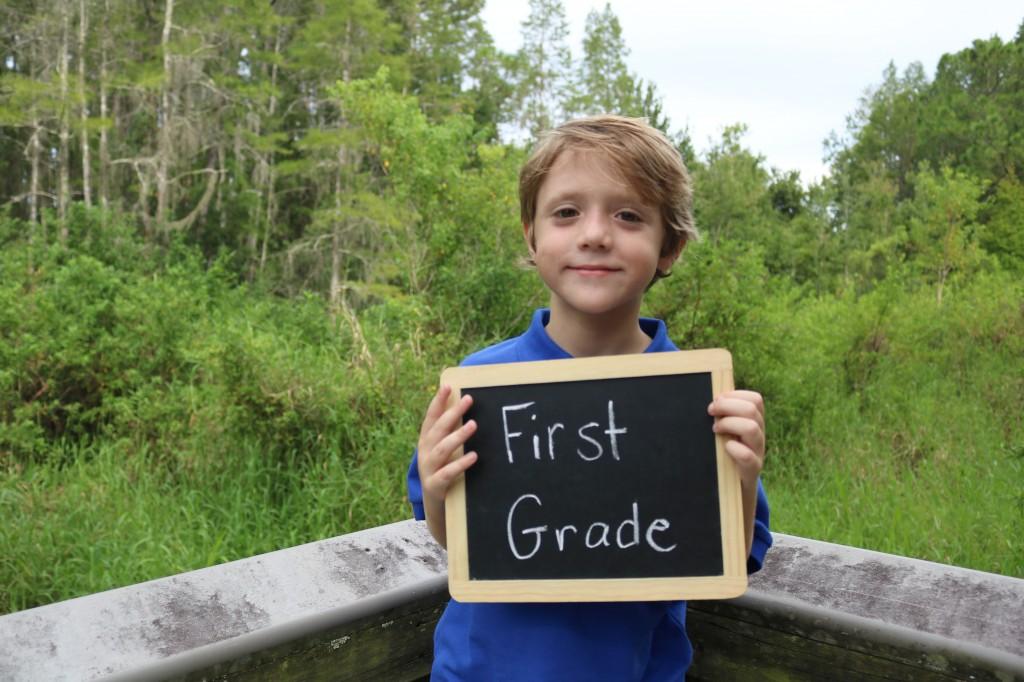first Grade - 2016