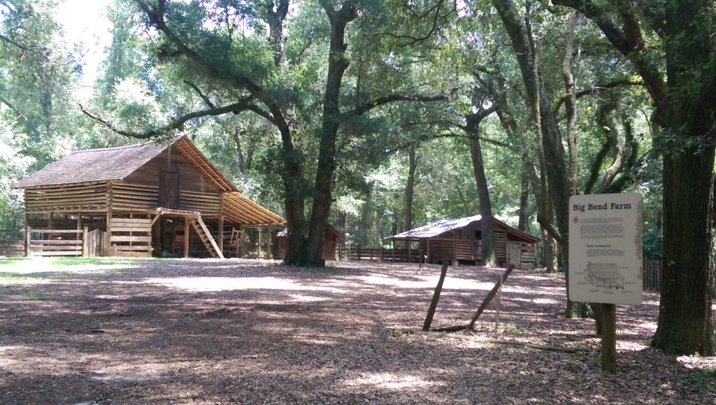 Tallahassee Museum - Historical buildings