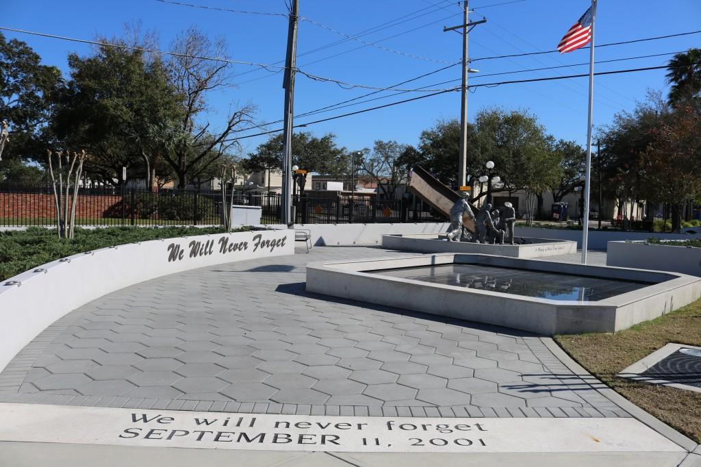 9-11 Memorial - Tampa