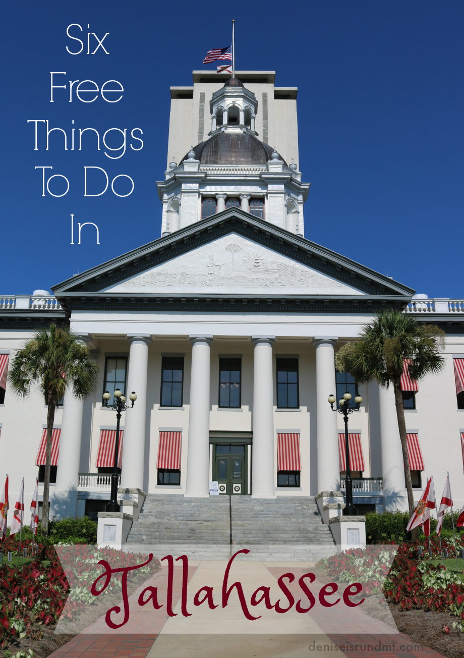 what to do in tallahassee for free
