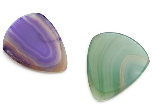 agate-guitar-picks-uncommon-goods