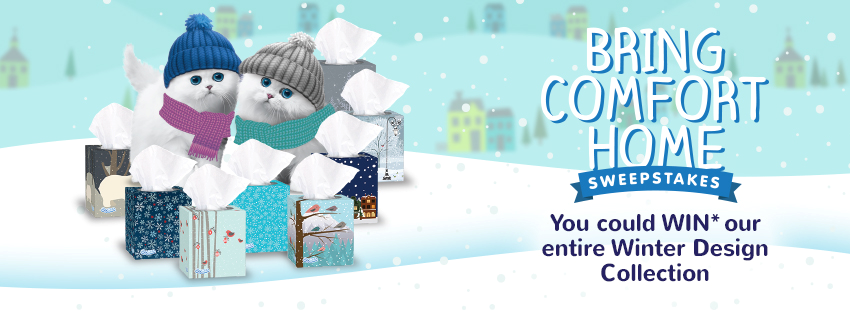 Scotties Winter Sweepstakes - Run DMT