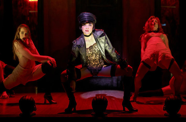 Cabert 1 - Andrea Goss as Sally Bowles