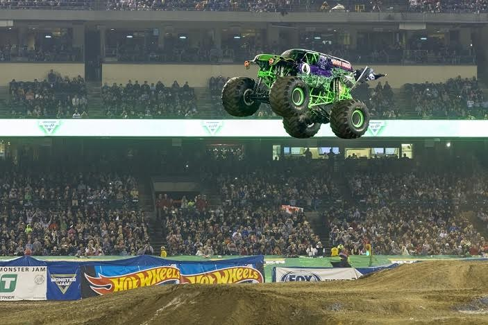 Grave Digger - Monster Jam
