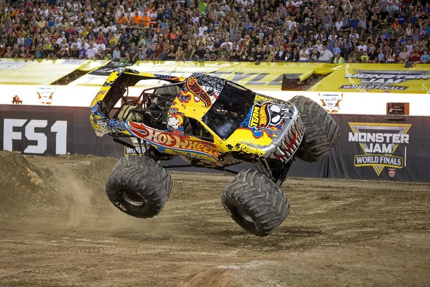 Hot Wheels - Monster Jam
