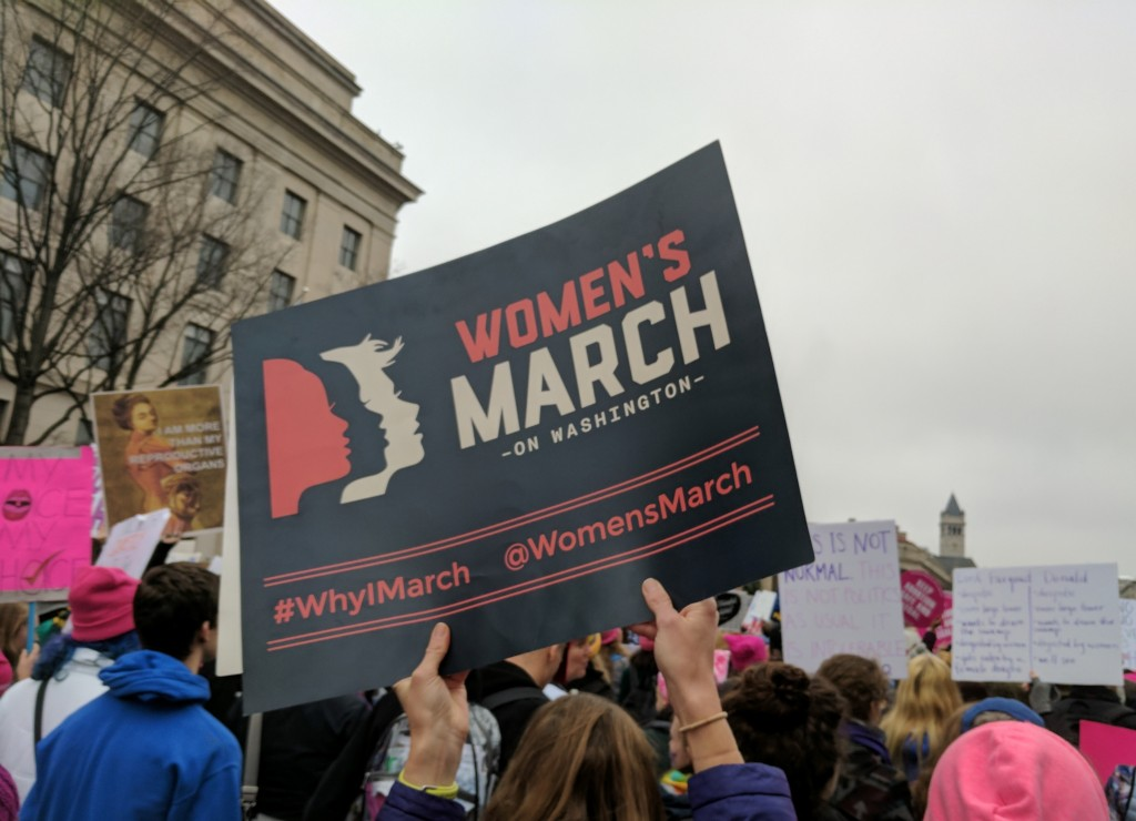 Women's March DC - 24