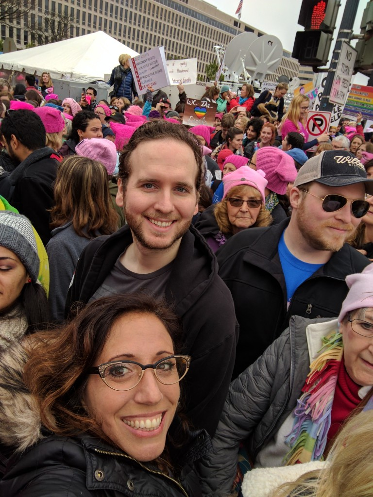 Women's March DC -4